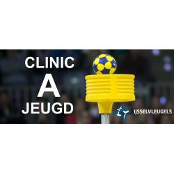 Clinic A - op veld door...