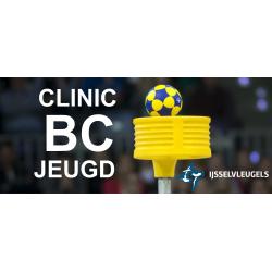 Clinic B/C - op veld door...